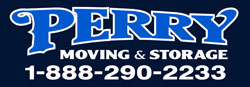 Perry Moving Services Logo