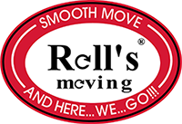 Rolls Moving and Storage Logo