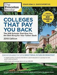 Princeton Review: Colleges That Pay You Back.