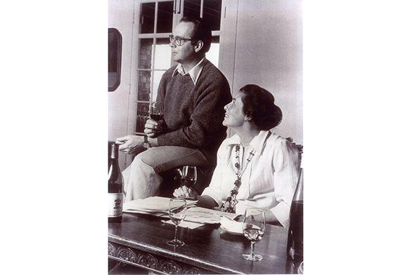 Warren and Barbara Winiarski Challenge Grant Story