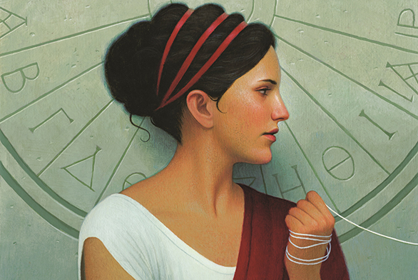 Penelope: The Odyssey's Creative Thinker