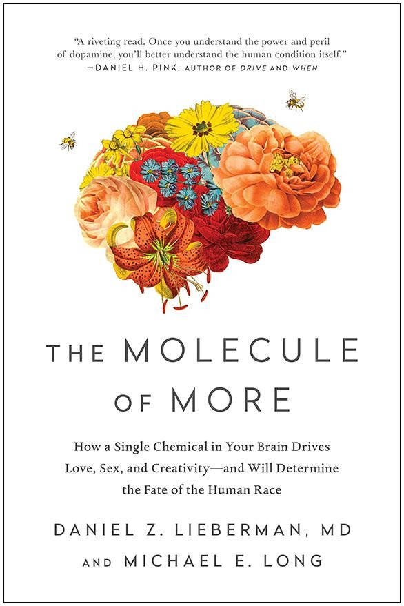 Molecule of More cover