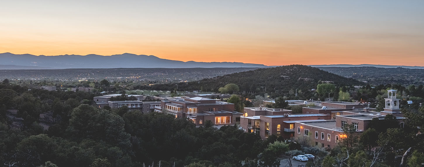 Albuquerque Academy Campus Map.Santa Fe Campus College In Santa Fe New Mexico St John S College