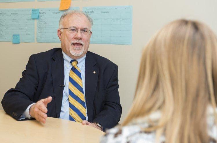 Graduate Institute Alumnus Kevin Fitzgerald