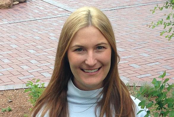 Tutor Natalie Elliot, St John's College, Santa Fe
