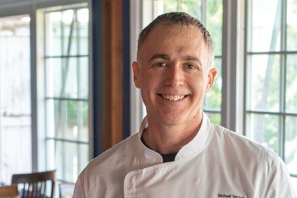 Annapolis Bon Appetit Chef Michael Berard
