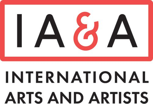 I A and A logo Mitchell Gallery sponsor