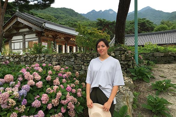 Santa Fe Janet Angulo Seoul 2016 St Johns