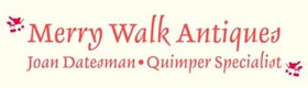 Merry Walk Antiques Logo