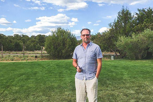 Santa Fe Eastern Classics Student Tim McGuire