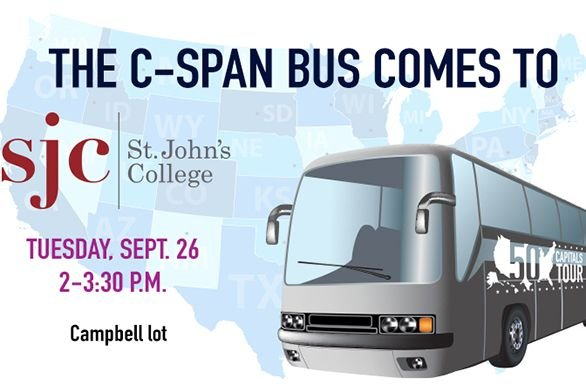 The C-Span Bus Comes to St. John's