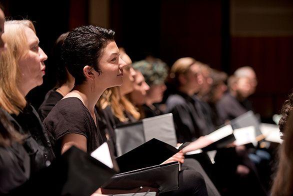 Santa Fe Small Chorus Lensic Theater