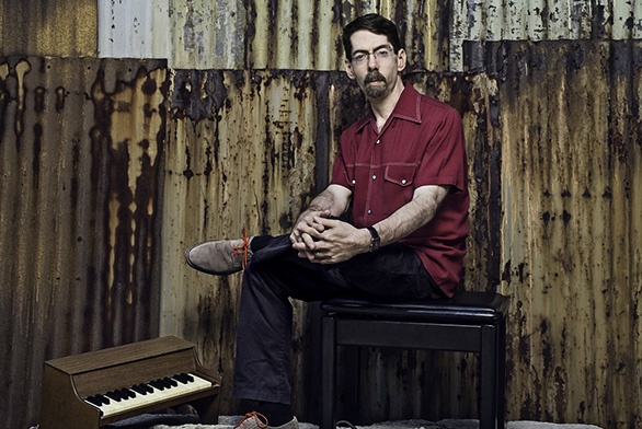 Fred Hersch is set to play January 13 in the Francis Scott Key Auditorium.