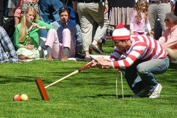 Annapolis Croquet 2013