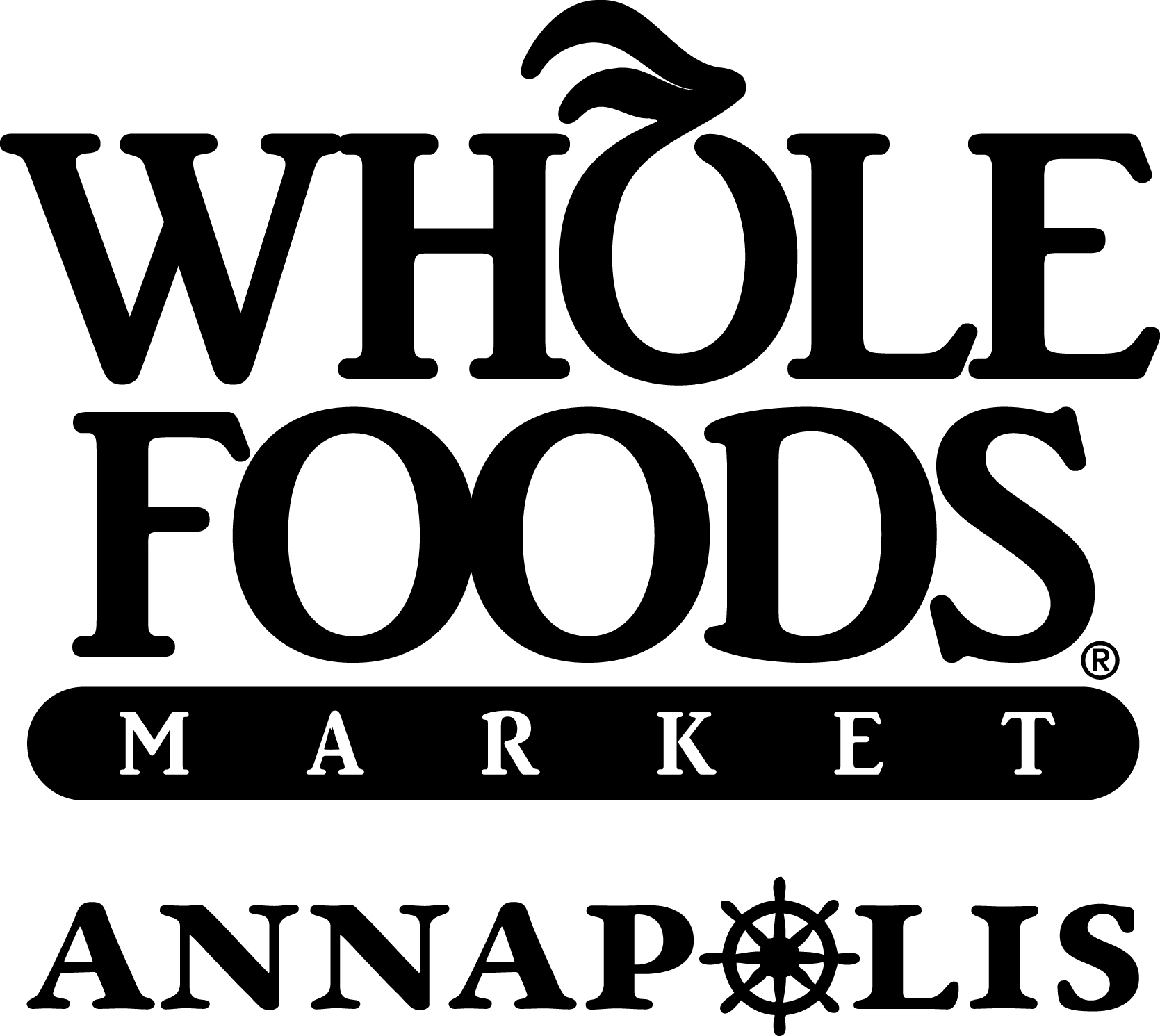 Whole Foods Market Annapolis Logo