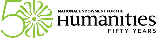 National Endowment for the Humanities 50th Anniversary Logo