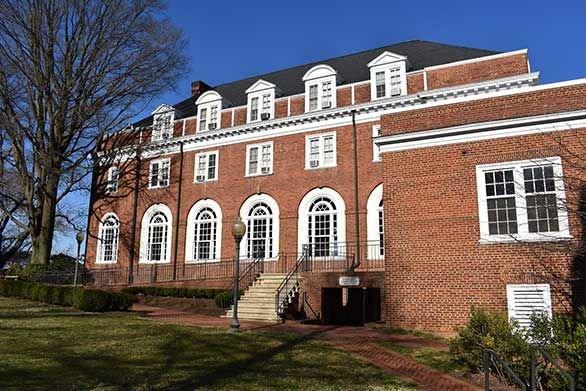 St. John's Annapolis Campus Randall Hall