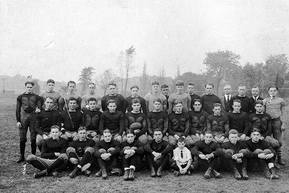 1920 st johns football team
