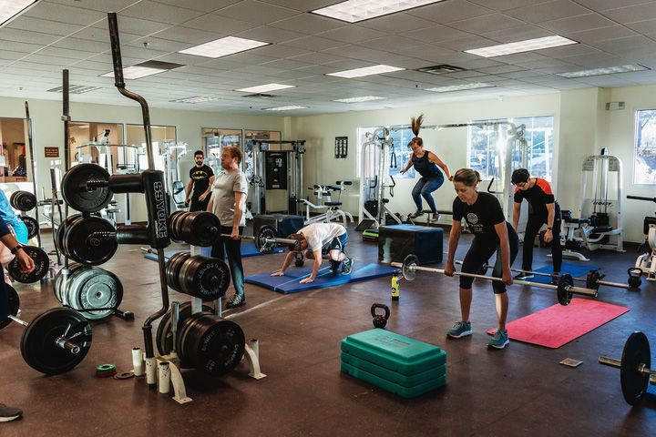 Over 9000 Weight Training Class St Johns College Santa Fe 2020