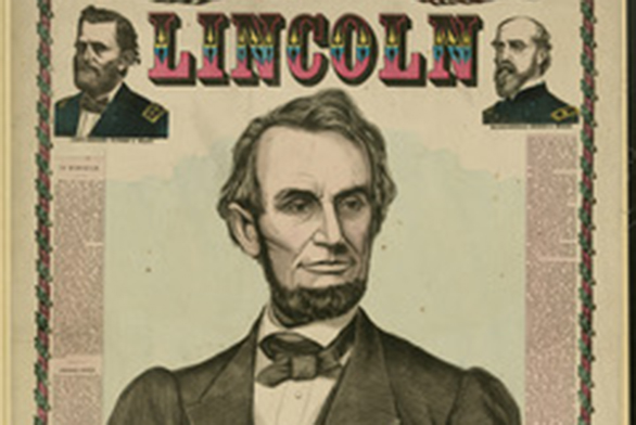 Lincoln was a leader during factious times.