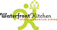 Waterfront Kitchen Logo