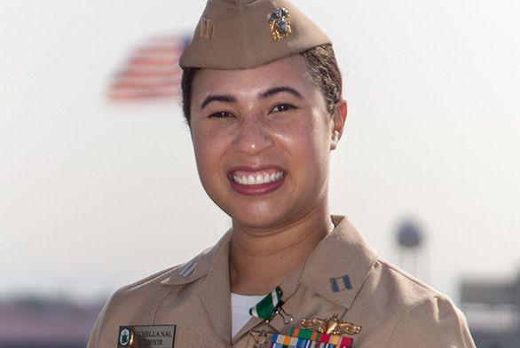 Lieutenant Nichella Nal