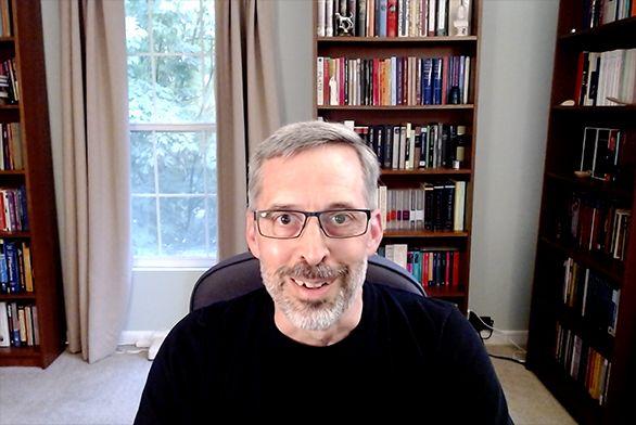 Annapolis Tutor Jeff Black Tutors Talk Books
