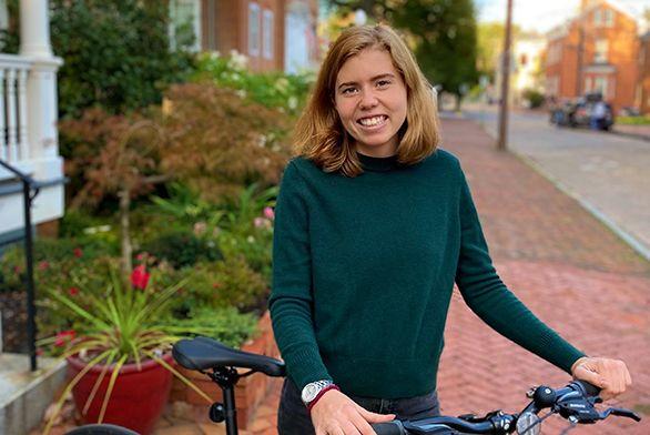Annapolis Student Jessie Tagliani St Johns