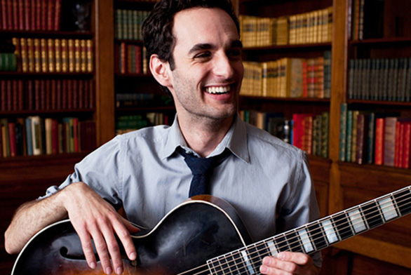 Julian Lage is a former child prodigy.