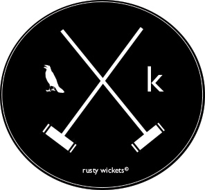 Rusty Wickets Logo
