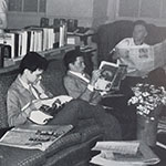 Annapolis Bookstore 1945-1946 Yearbook