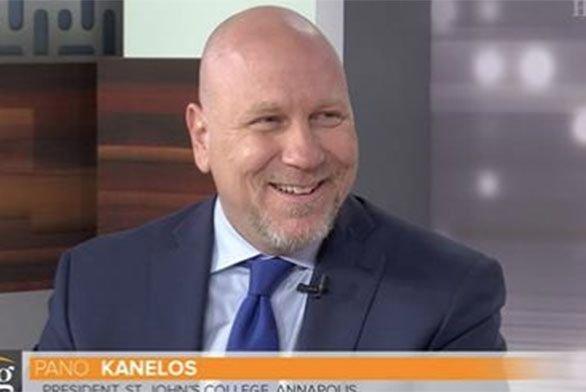 President Pano Kanelos