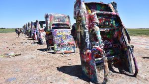 Annapolis Road Trip Cadillac Ranch 2017 St Johns