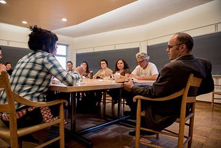 Santa Fe Graduate Institute Students St Johns 2016