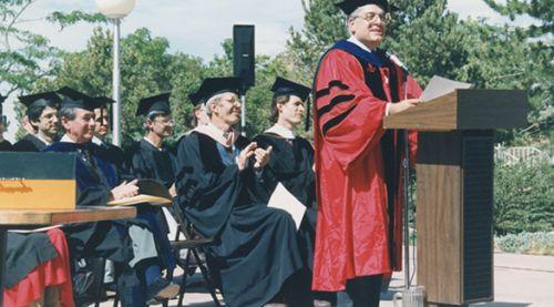 Santa Fe Graduate Institute Commencement Speech Archives