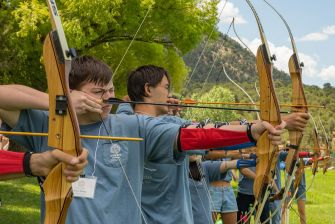 Summer Academy Archery Workshop Santa Fe