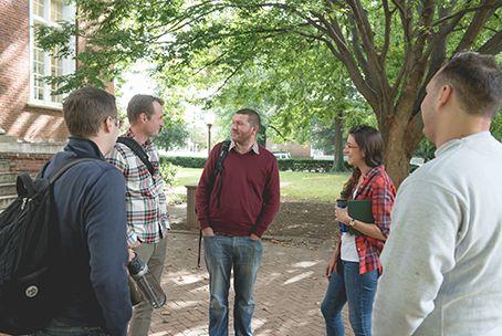 Annapolis Graduate Institute Students St Johns 2016
