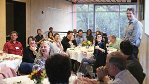 GI Graduate Dinner 2014 Archive