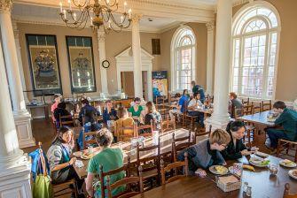 Annapolis Randall Dining Hall