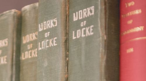 Works of Locke Books
