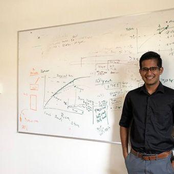 Ariel Intern Avinash Kumar
