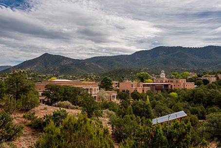Santa Fe Campus Landscape 2016