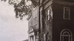 1933 Annapolis Campus Views 12 Randall Hall
