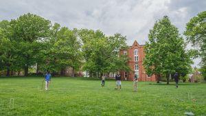 Annapolis Croquet Practice 2016