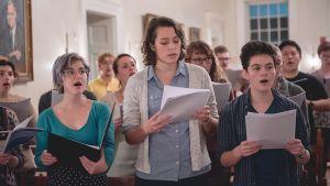 Annapolis St Johns Chorus 2016
