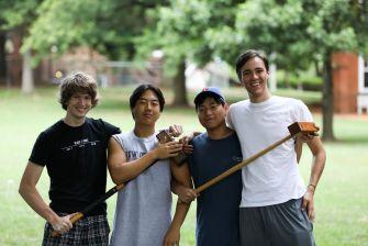 Summer Academy Annapolis Croquet