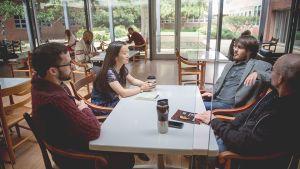Annapolis Students Conversation 2016