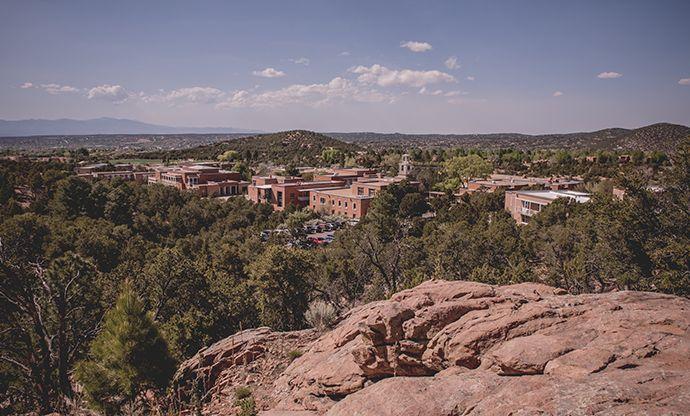 Santa Fe Campus May 2016