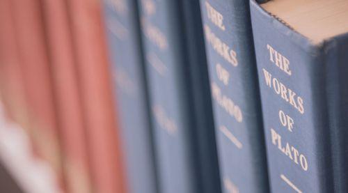 Annapolis Bookshelf Plato