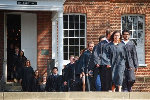St Johns College Convocation Annapolis 2015